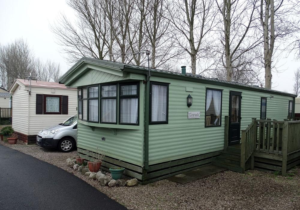 The Bungalow – Hanley Caravans