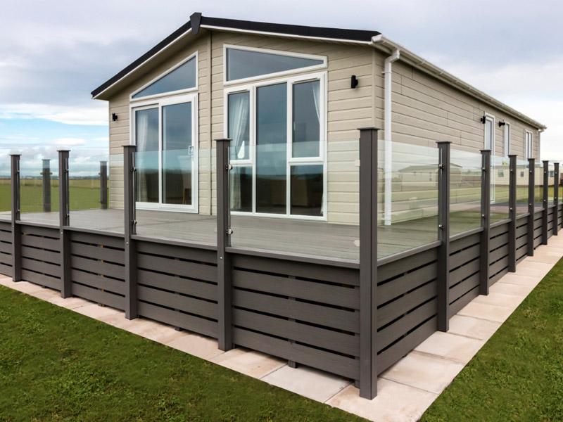 Cambrian Lodge – South End Caravan Park